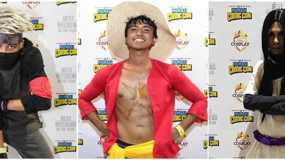 Comic Con Mumbai 2017: Fans celebrate pop culture on action-packed