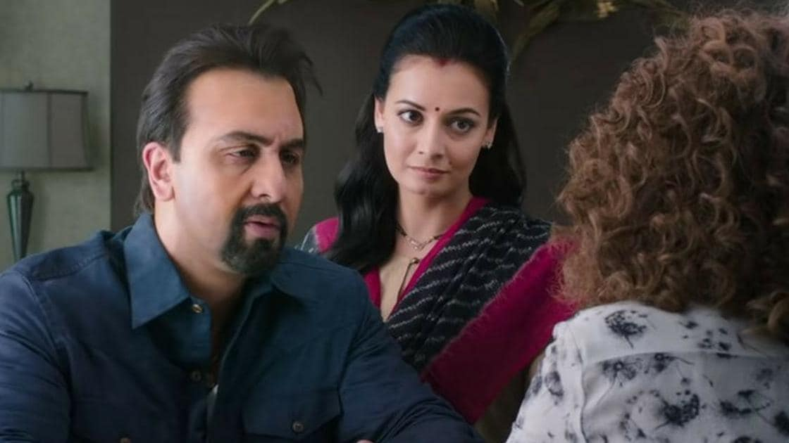 Sanju is the story of every privileged man-child