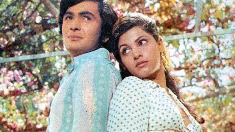 Bobby: Raj Kapoor's 1973 film starring Rishi, Dimple Kapadia is a ...