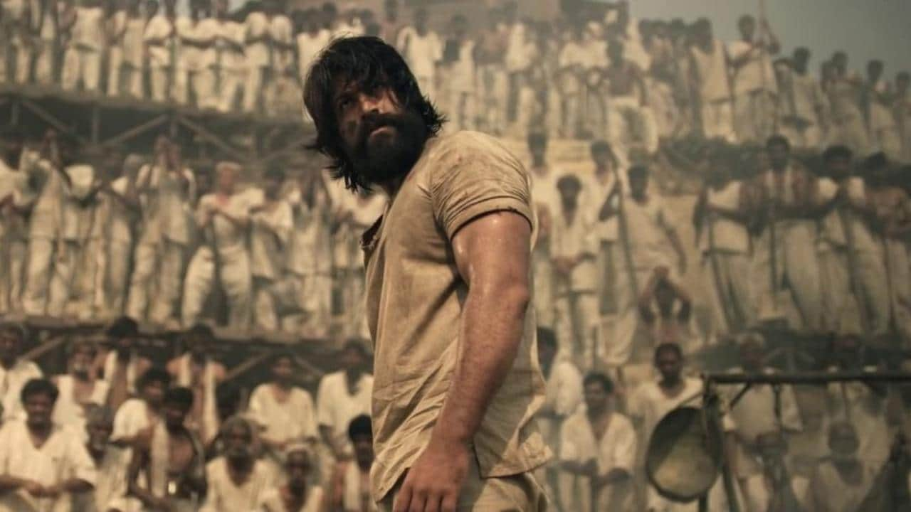 KGF: Chapter 1 movie review — Yash-starrer has a gripping
