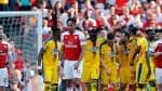 Premier League: Sloppy Arsenal's top-four ambitions suffer setback as Gunners slump to shock defeat against Crystal Palace