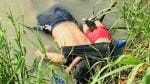 Disturbing photo of drowned father, toddler on river Rio Grande's bank highlights plight of migrants fleeing Central America