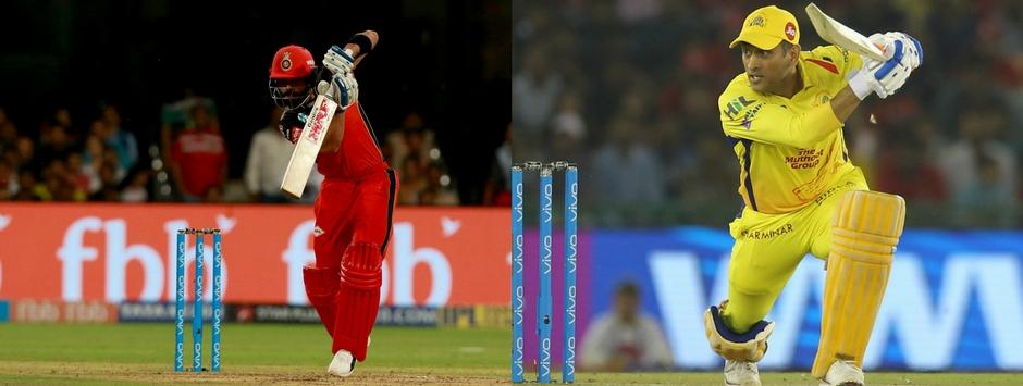 IPL 2018 LIVE Cricket Score, RCB vs CSK at Bengaluru: MS Dhoni leads Chennai Super Kings to thrilling win