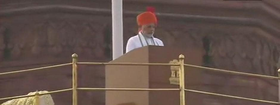 Independence Day 2018 Live Updates: 'We will put an Indian in space before 2022,' says Narendra Modi at Red Fort