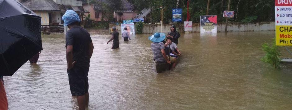 Kerala floods LIVE updates: Army, Navy, Air Force divide state into 3 zones for purpose of operational efficiency in rescue ops