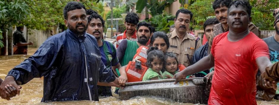 Kerala floods: State was not only late in waking up to the calamity but is also ill-equipped to deal with it