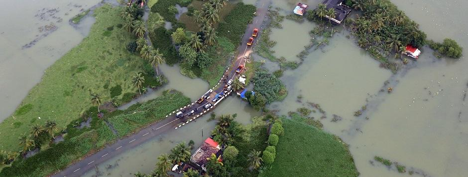 Kerala floods LIVE updates: IMD says no heavy rain warning for next four days; 22,034 more rescued today