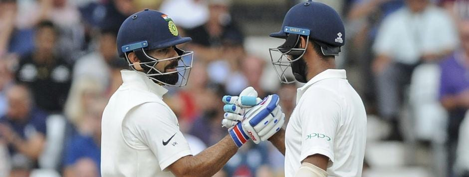 India vs England, LIVE Cricket Score, 3rd Test at Nottingham, Day 3: Kohli, Pujara raise 100-run stand