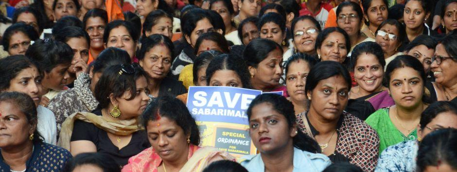 Sabarimala temple opens today LIVE updates: Kerala BJP rally in Pathanamthitta at 10.30 am to protest women's entry to shrine