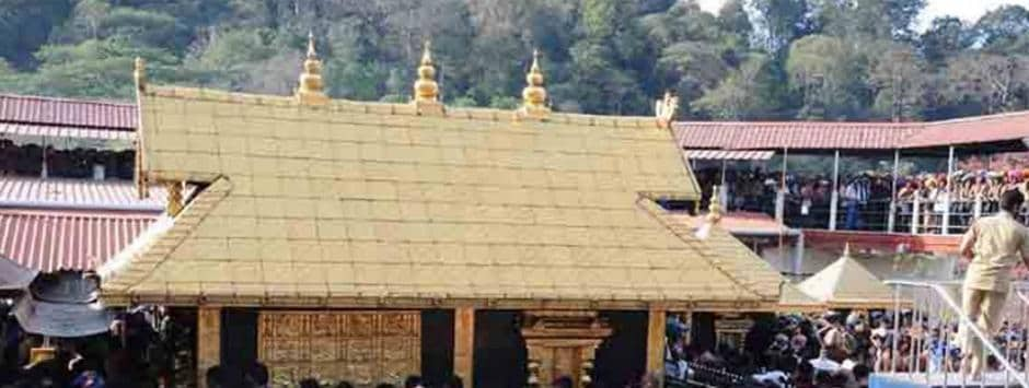 Sabarimala Temple LIVE updates: MHA advisory dated 16 Oct warned Kerala govt of LWE trouble, right-wing protests near shrine