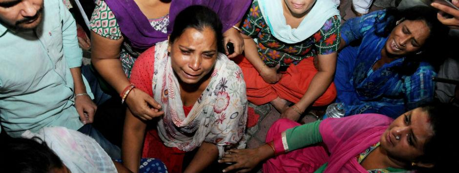 Amritsar train tragedy: 61 dead; Amarinder Singh announces Rs 5 lakh compensation for kin of deceased