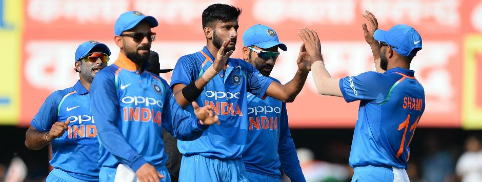 India vs West Indies, LIVE cricket score, 1st ODI at Guwahati: Hetmyer fights back with attacking shots