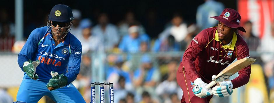 India vs West Indies, LIVE cricket score, 1st ODI at Guwahati: Hetmyer, Nurse fall prey to spinners