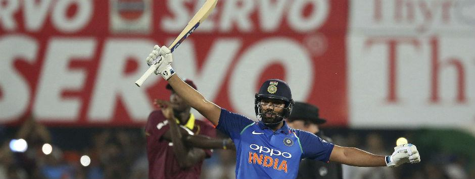 India vs West Indies, LIVE cricket score, 1st ODI at Guwahati: Rohit, Kohli setup 8-wicket win for India
