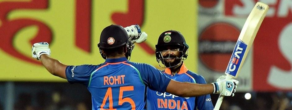 India vs West Indies: Virat Kohli, Rohit Sharma slam tons as dominant hosts thrash Windies to go 1-0 up in ODI series