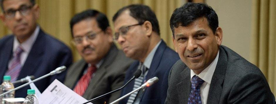 Raghuram Rajan's comments on economy make one wonder if he is seeking to be Manmohan Singh of UPA-3