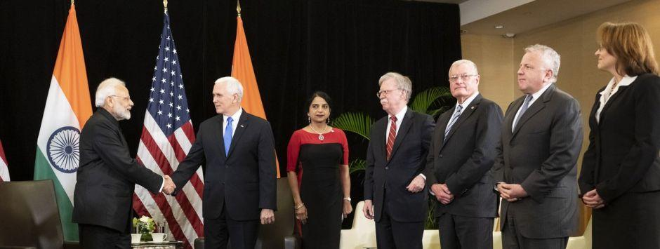 Narendra Modi-Mike Pence meeting in Singapore ticked all the right boxes, but will Donald Trump play spoiler?