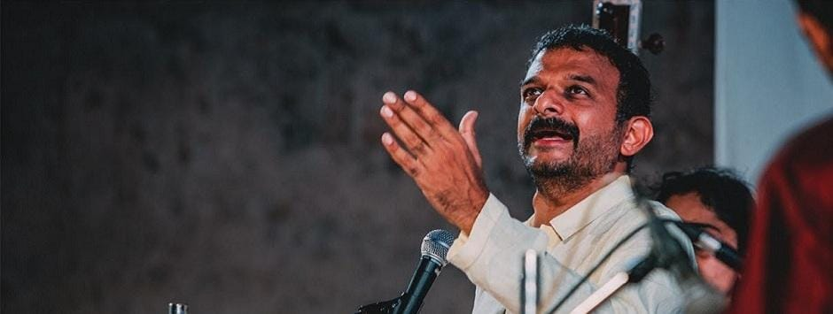 No country for TM Krishna: India has plenty of room for sycophants, but none for a musician with spine