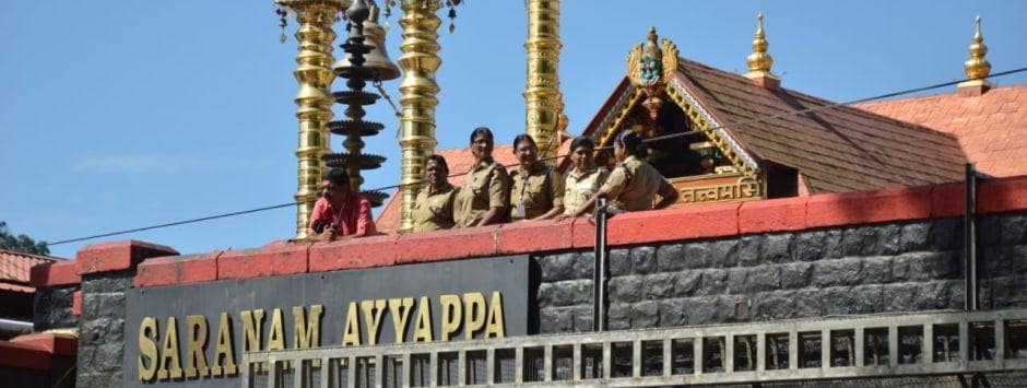 Sabarimala LIVE updates: Gates open for devotees; Kerala Police ask Trupti Desai to leave Kochi, say reports