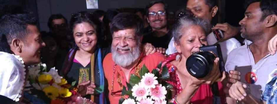 Free Bangladesh must remain free, says photojournalist Shahidul Alam after release; lensman was jailed for over 100 days