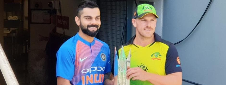 India vs Australia, Live Cricket Score, 1st T20I at Brisbane: Aaron Finch, D'Arcy Short begin for hosts