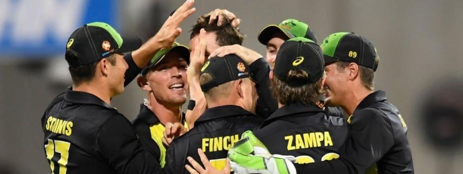 LIVE Cricket Score, India vs Australia,1st T20I at Brisbane: Aussies register 4-run win in thrilling match