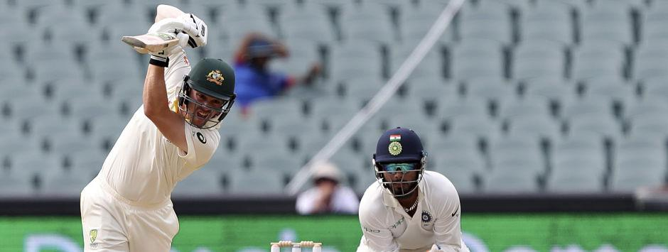 LIVE Cricket Score, India vs Australia, 1st Test at Adelaide, Day 5: Marsh, Head resume chase for hosts