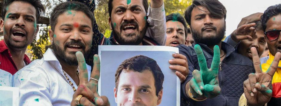 MP Election Results LIVE Updates: Congress smart not to fax letter to Governor, Omar Abdullah's double edged swipe on BJP