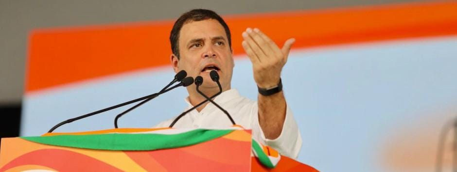 Rahul Gandhi has gone from being derided as 'Pappu' to being lauded as 'Param Pujya' in first year as Congress chief
