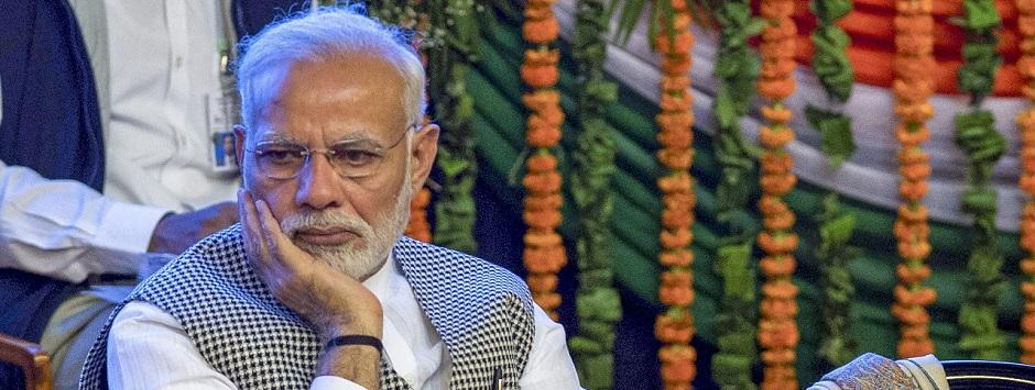 Middle class losing patience with Modi govt; BJP's declining hold in urban seats shows group feels neglected