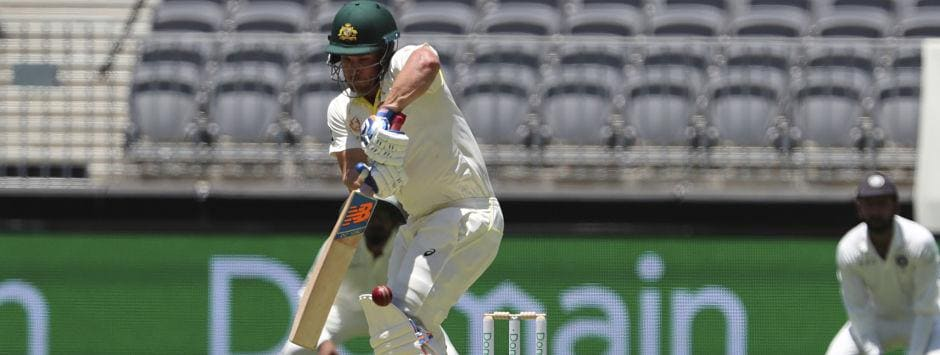 India vs Australia, LIVE Cricket Score, 2nd Test at Perth, Day 1: Visitors search for opening breakthrough