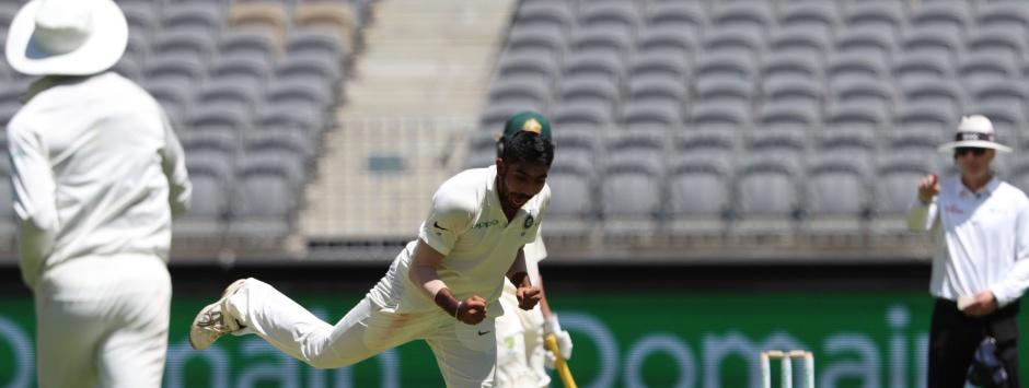 India vs Australia, LIVE Cricket Score, 2nd Test at Perth, Day 1: Bumrah removes Finch for 50