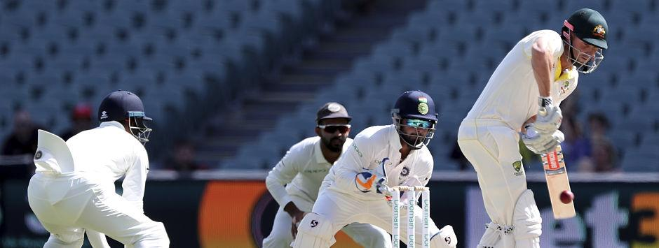 India vs Australia, LIVE Cricket Score, 2nd Test at Perth, Day 1: Marsh, Head bring up fifty-run stand