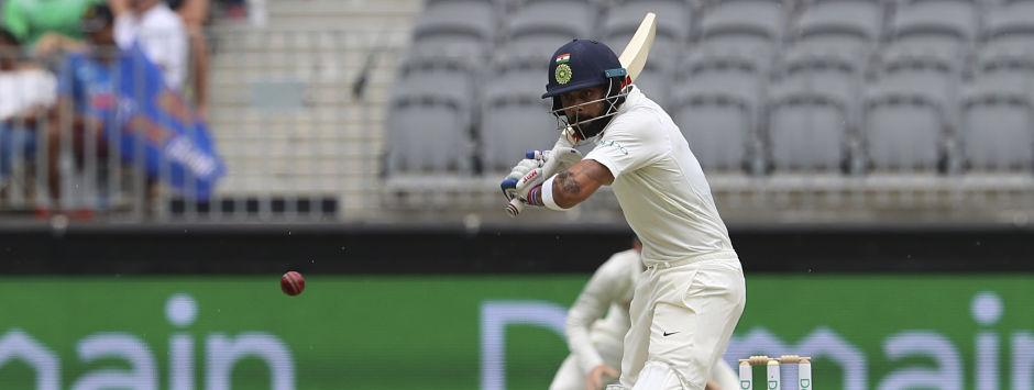 India vs Australia, LIVE Cricket Score, 2nd Test at Perth, Day 2: Visitors reach 70/2 at Tea