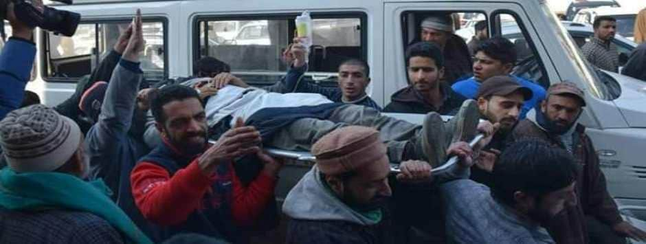 Encounter in Jammu and Kashmir's Pulwama LIVE Updates: Altaf Bukhari terms deaths of civilians horrendous, heart-wrenching