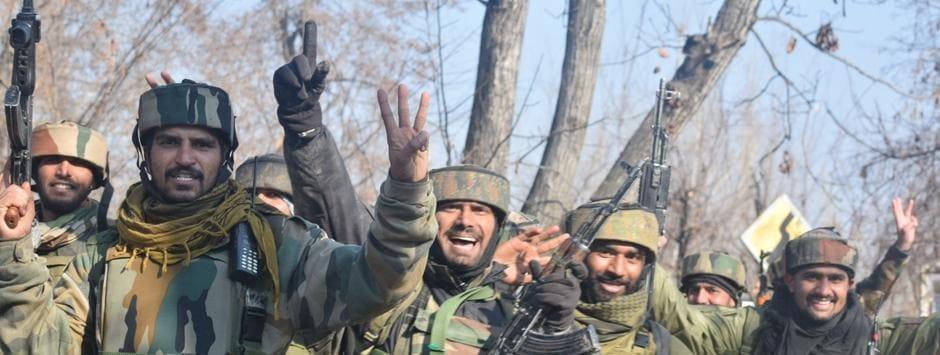Pulwama encounter demolishes facade of normalcy in J&K; politicians, separatists denounce civilian killings