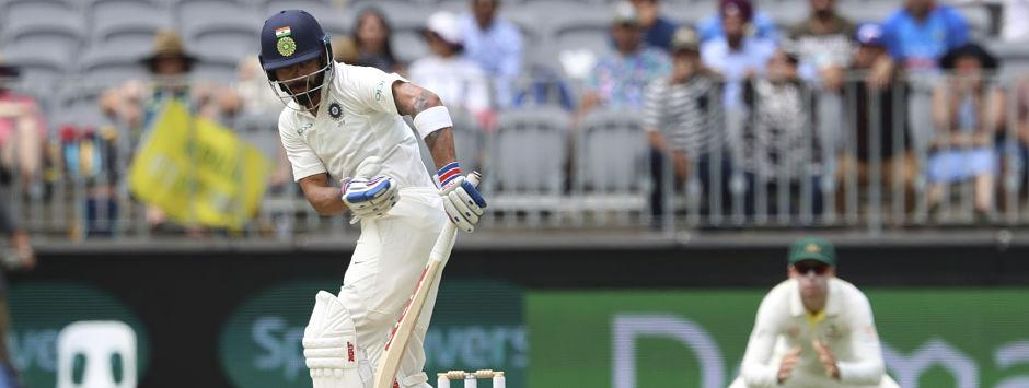 India vs Australia, LIVE Cricket Score, 2nd Test at Perth, Day 3: Vihari, Kohli rebuild innings after Rahane's exit