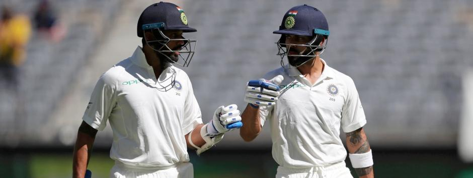 India vs Australia, LIVE Cricket Score, 2nd Test at Perth, Day 4: Kohli, Vijay steady post tea