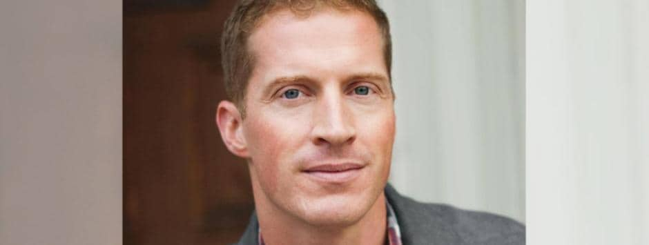 Author Andrew Sean Greer on Pulitzer win for 'Less', writing satire at a low point in his life