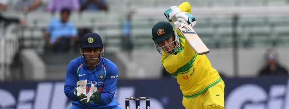 LIVE cricket score, India vs Australia, 3rd ODI in Melbourne: Handscomb smashes timely half-century