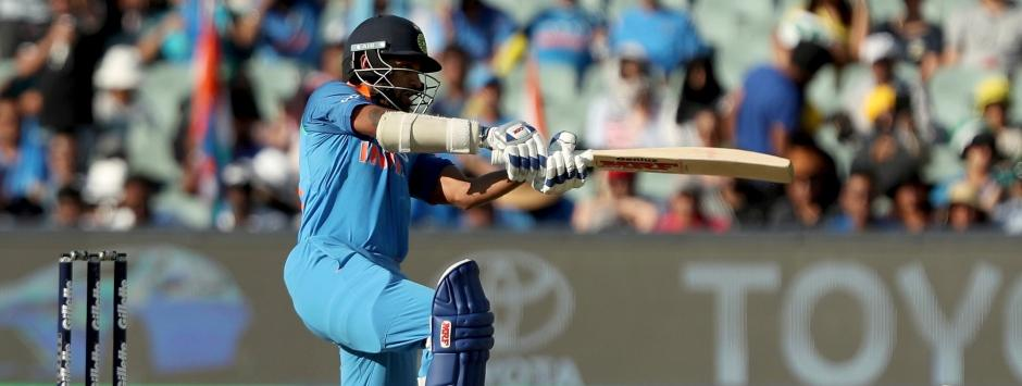 LIVE cricket score, India vs Australia, 3rd ODI in Melbourne: Rohit Sharma, Shikhar Dhawan get 231-run chase underway