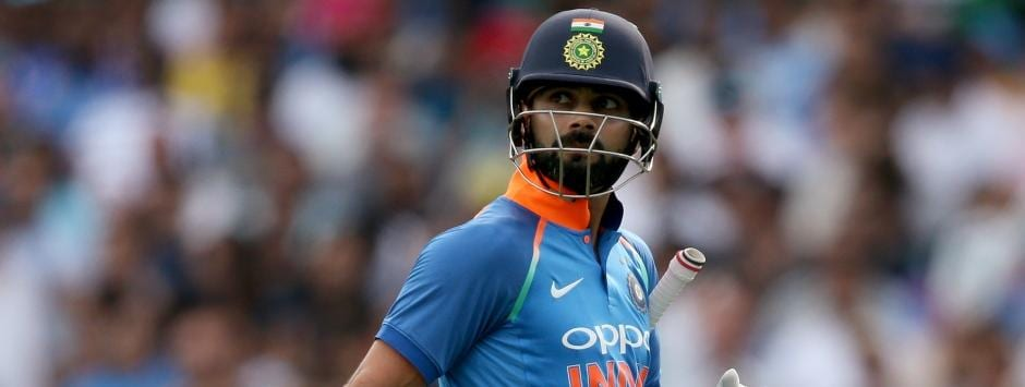 LIVE cricket score, India vs Australia, 3rd ODI in Melbourne: Jhye Richardson removes Virat Kohli; visitors three down