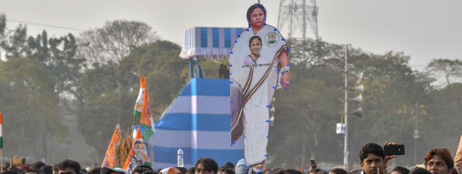 Mamata uses Kolkata rally to stake claim to 7, Lok Kalyan Marg, but will be lost cause if gathbandhan doesn't pick PM face