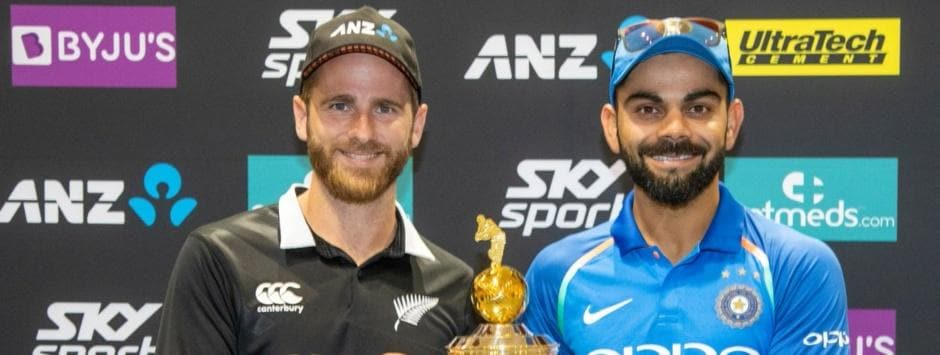 India vs New Zealand, LIVE Cricket Score, 1st ODI at Napier: Virat Kohli and Co look to start tour on a high