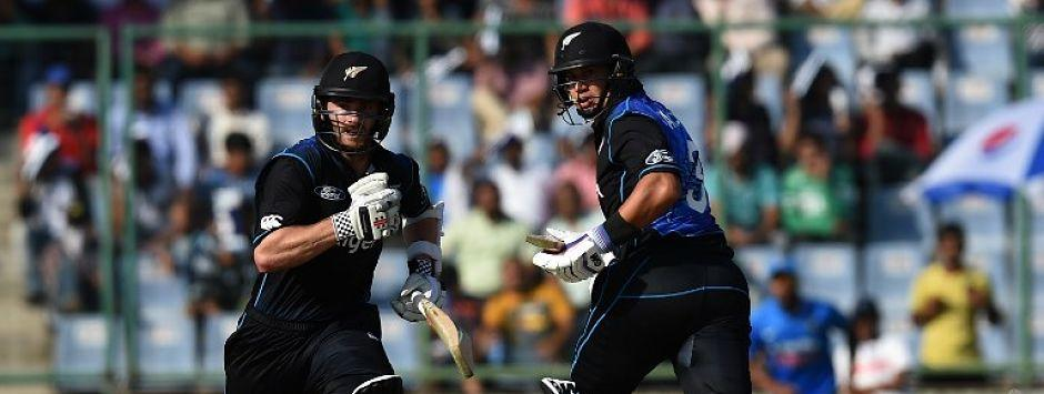 India vs New Zealand, LIVE Cricket Score, 1st ODI at Napier: Williamson, Taylor continue recovery for Kiwis