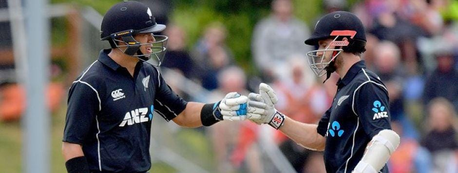 India vs New Zealand, LIVE Cricket Score, 1st ODI at Napier: Williamson, Taylor look to weave strong partnership