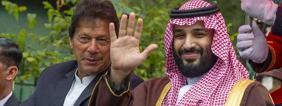 Saudi Arabia backing Pakistan's 'efforts' to combat terror concern for India ahead of Crown Prince's Delhi visit
