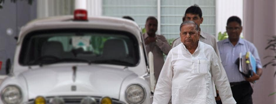 A phenomenon called Mulayam: In praising BJP, SP patriarch fights last battle to save his legacy
