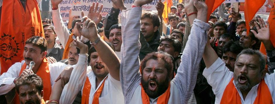 Defending Hinduism emerges as major occupation for men in western Uttar Pradesh as jobs dry up