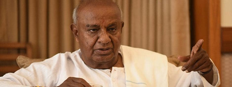 Lok Sabha Election 2019; pre-poll trends updates: Tumkur Congress MP rebels after seat goes to Deve Gowda, says will fight as Independent